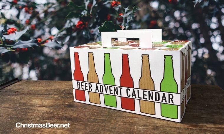 Beer Advent Calendar Diy : Beer advent calendar on kickstarter · christmas